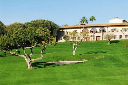 canyamel golf in capdepera mallorca mallorca 18 loch. Black Bedroom Furniture Sets. Home Design Ideas