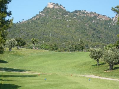 golf son servera in costa de los pinos mallorca 9 loch golfplatz. Black Bedroom Furniture Sets. Home Design Ideas